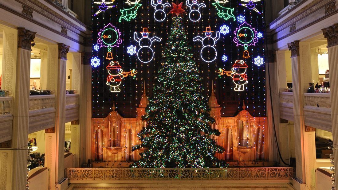 Best Places For Christmas In Usa.7 Best Places To See Christmas Lights In The Usa Lifestyle