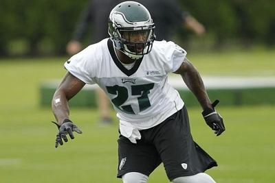 New safety Jenkins fills void for Eagles