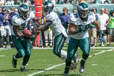 RB Brown says team controls own destiny