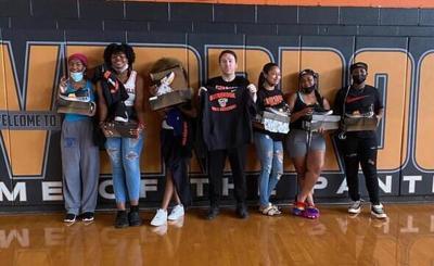 Overbrook basketball girls