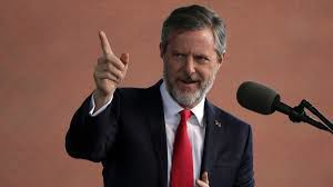 """Liberty University President Jerry Falwell Jr. believes, """"Liberty's practices will become the model for all colleges to follow in the fall, if Coronavirus is still an issue."""" AP PHOTO FILE,"""