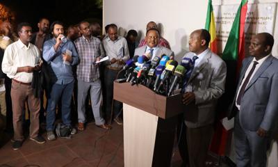 Ethiopian envoy to Sudan