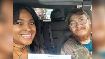 Coronavirus Casualty Marriage License