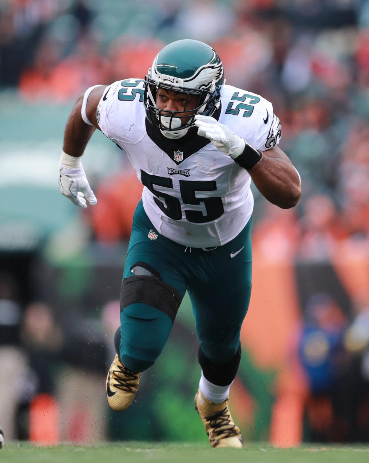 Brandon Graham named second team All Pro Sports