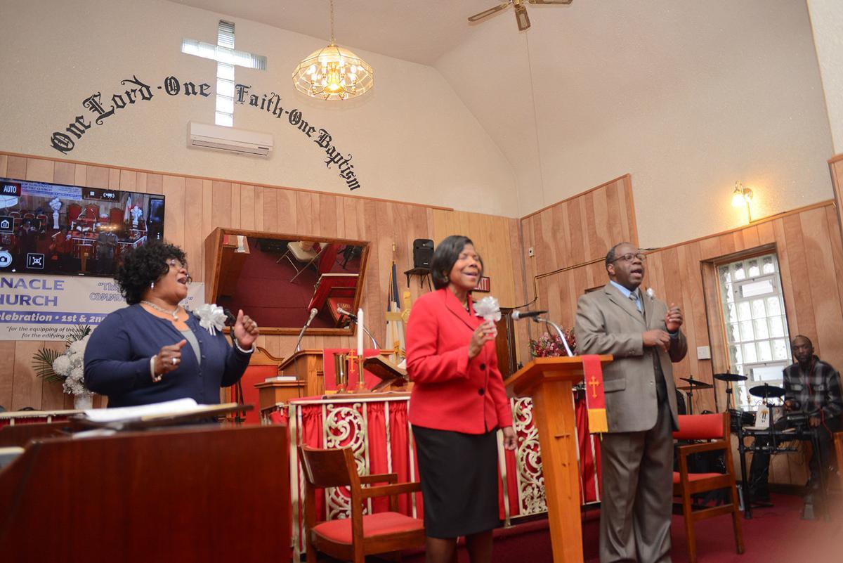 New Tabernacle Baptist Church Celebrating 100 Years Of Service Multimedia Phillytrib Com