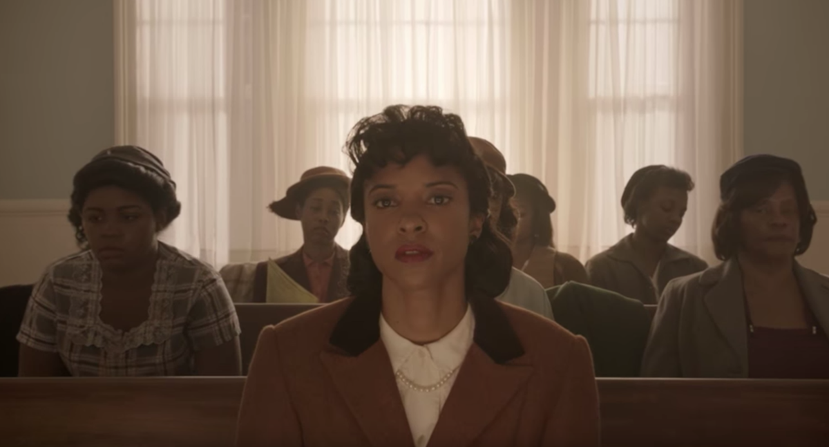 Renée Elise Goldsberry plays Henrietta Lacks