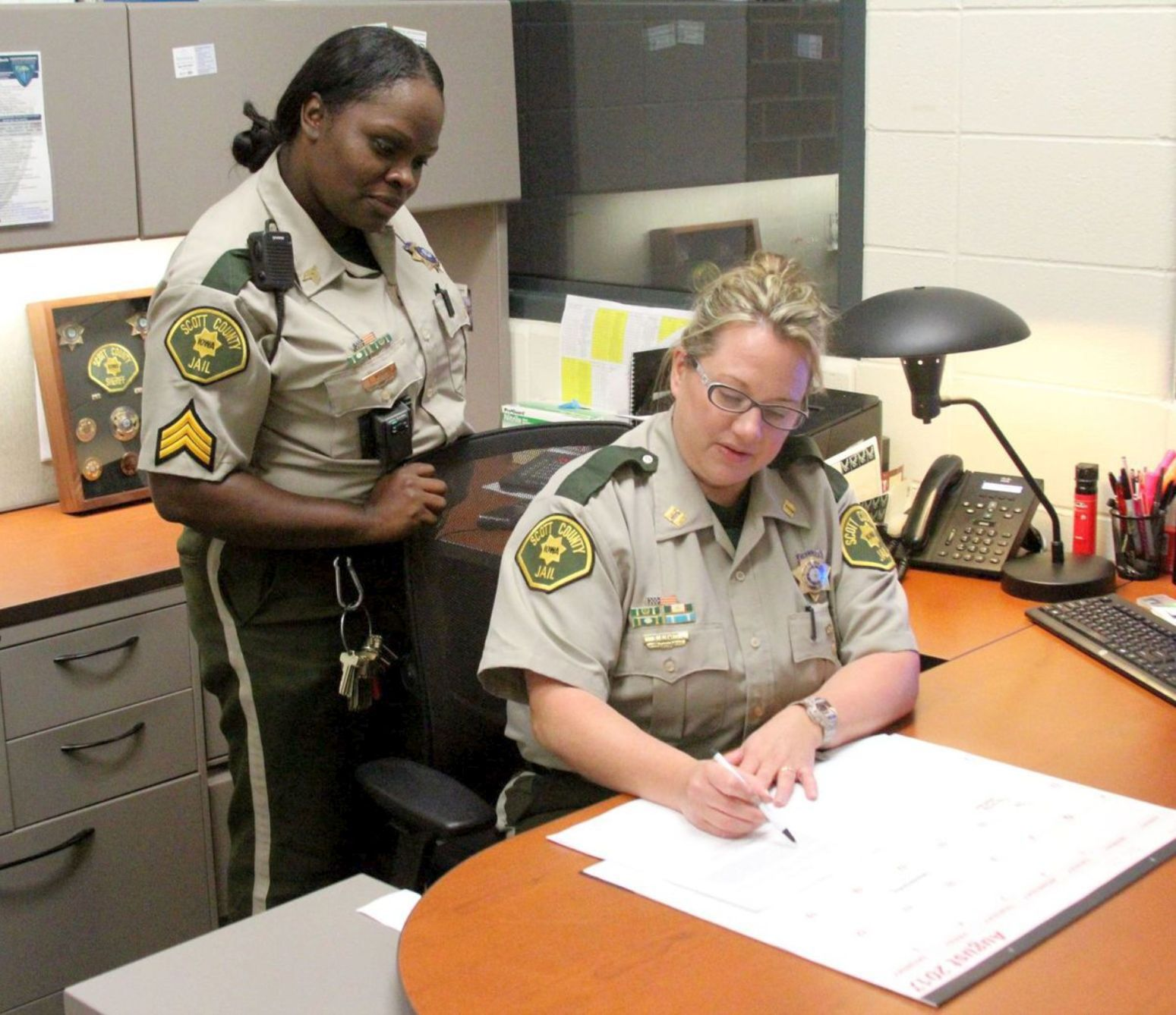 essays on correctional officers Correction officers hold considerable power and authority within the corrections system they are in charge of maintaining discipline and order.