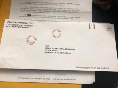 Fake census
