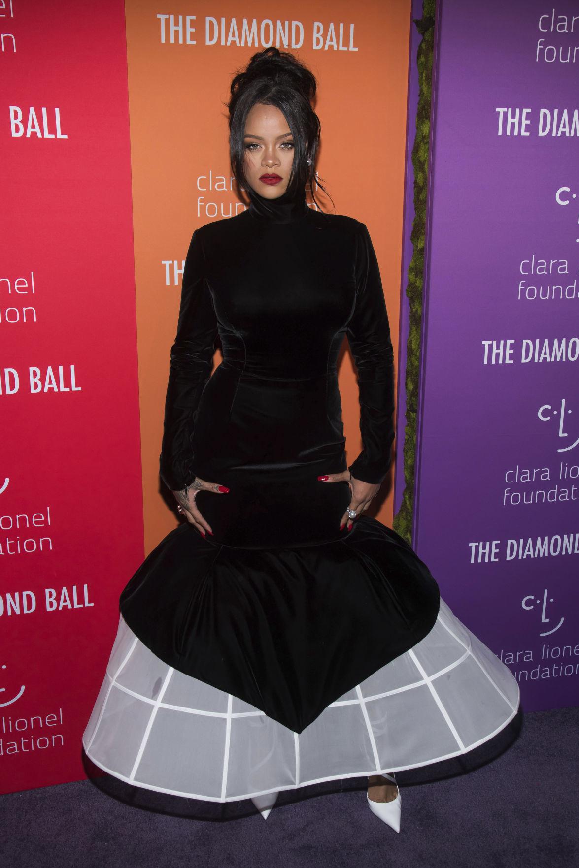 ATOPIX 2019 Diamond Ball Benefit Gala - Rihanna