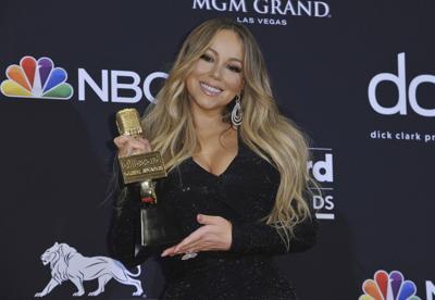 TV mixed ish Mariah Carey