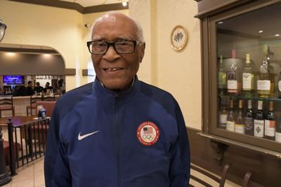 Herb Douglas turns 99
