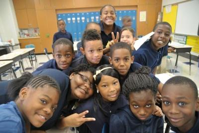 Students Ready To Learn At Grover Washington News
