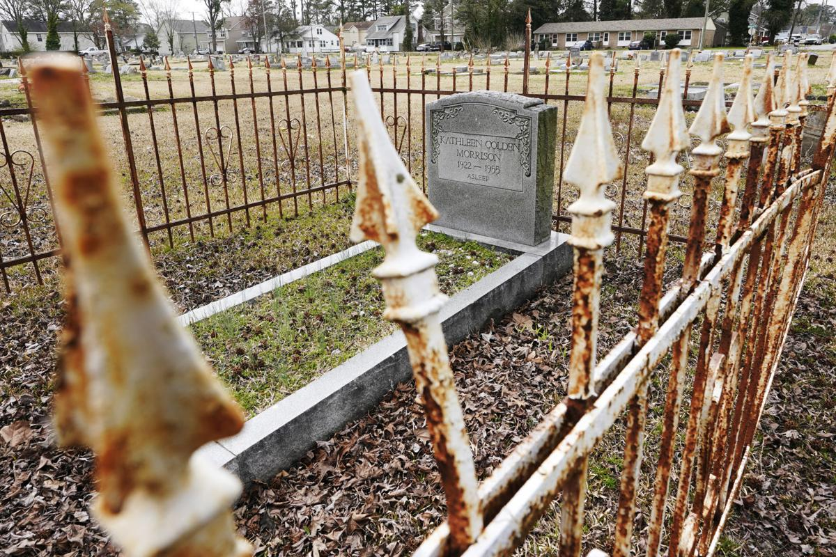 Racial Injustice Segregated-Cemeteries