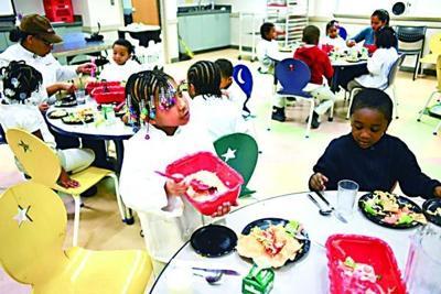 Eatiquette program teaches benefits of good nutrition