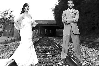 Wedding Story: Ashley M. Baker and Darius M. Billings