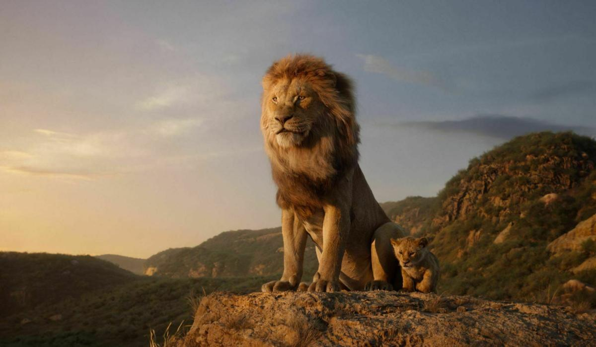Summer Movie Preview - Lion King