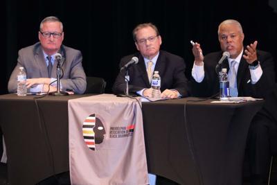 Jim Kenney, Alan Butkovitz, Anthony Williams