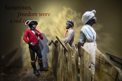 Museum of the American Revolution - slavery