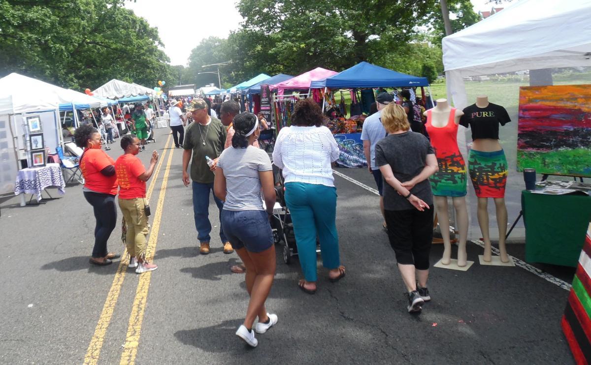 West Park Arts Festival vendors