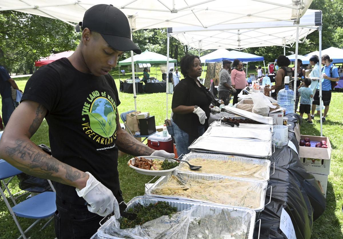 Black Vegetarians Society