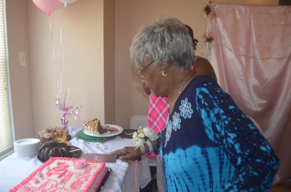 Lillian Warren Celebrates Her 100th Birthday