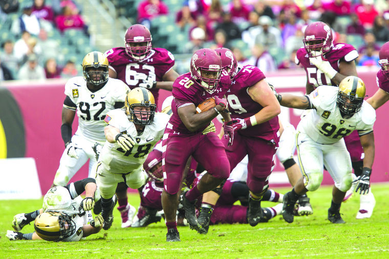 Temple RB produces on, off field