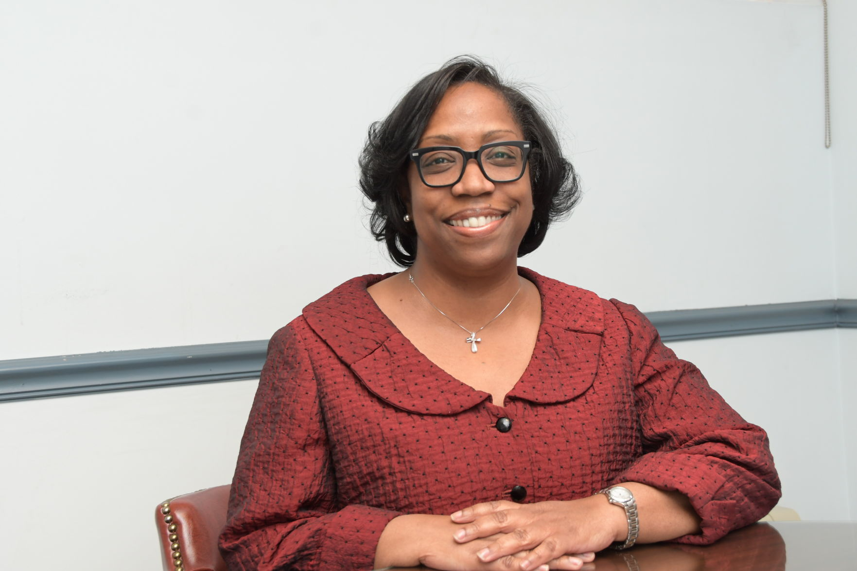 Shirley Kitchen And State Rep. Curtis Thomas Endorse Michele Lawrence