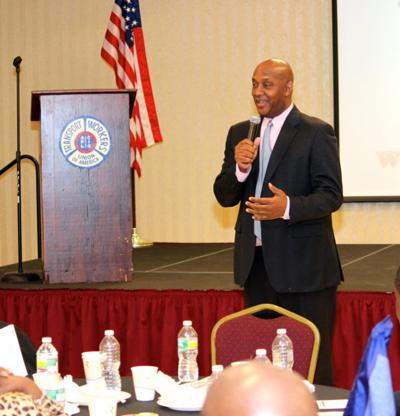 state rep. dwight evans