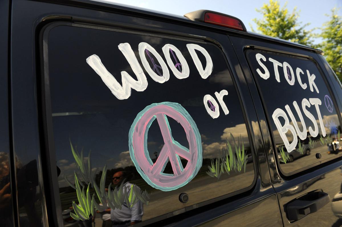 Music Woodstock 50