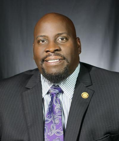 Dwyane Smith has been named acting president of Harris-Stowe State University.— ST. LOUIS AMERICAN PHOTO