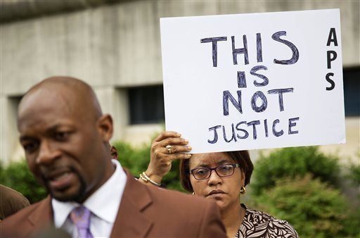 Cheating Case In Atlanta : Atlanta schools cheating case judge keeps word on sentences
