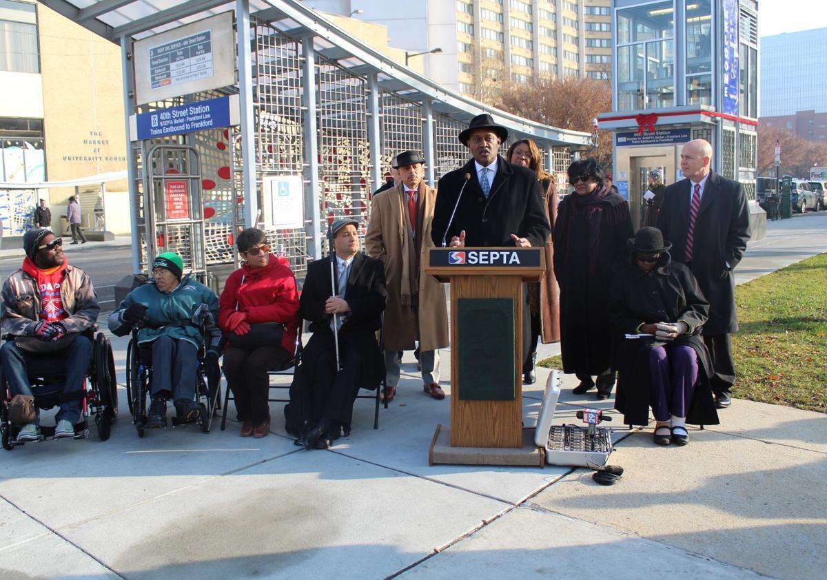 40th Street Station Accessibility | News | phillytrib.com  40th
