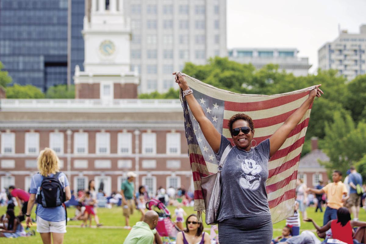 Wawa Welcome America Historic Philadelphia Block Party