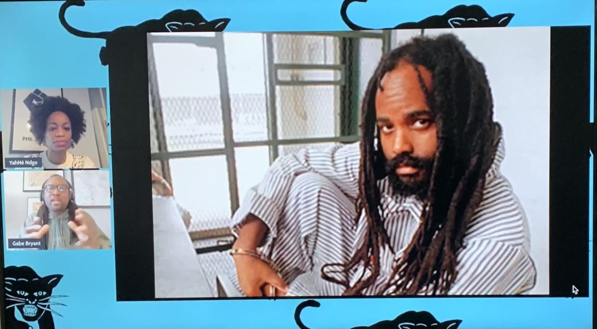 Free Mumia Abu-Jamal