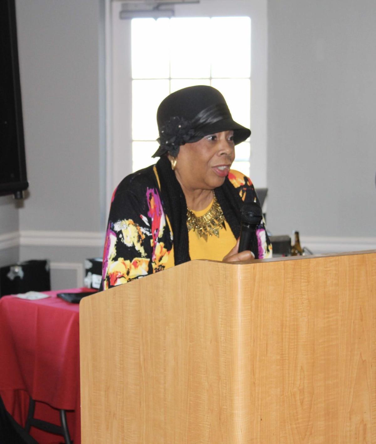 PHOTOS Surprise 80th Birthday Party For Barbara Frances Johnson