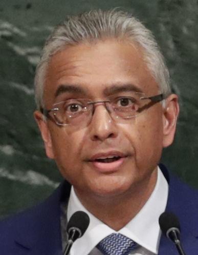 Mauritius Prime Minister