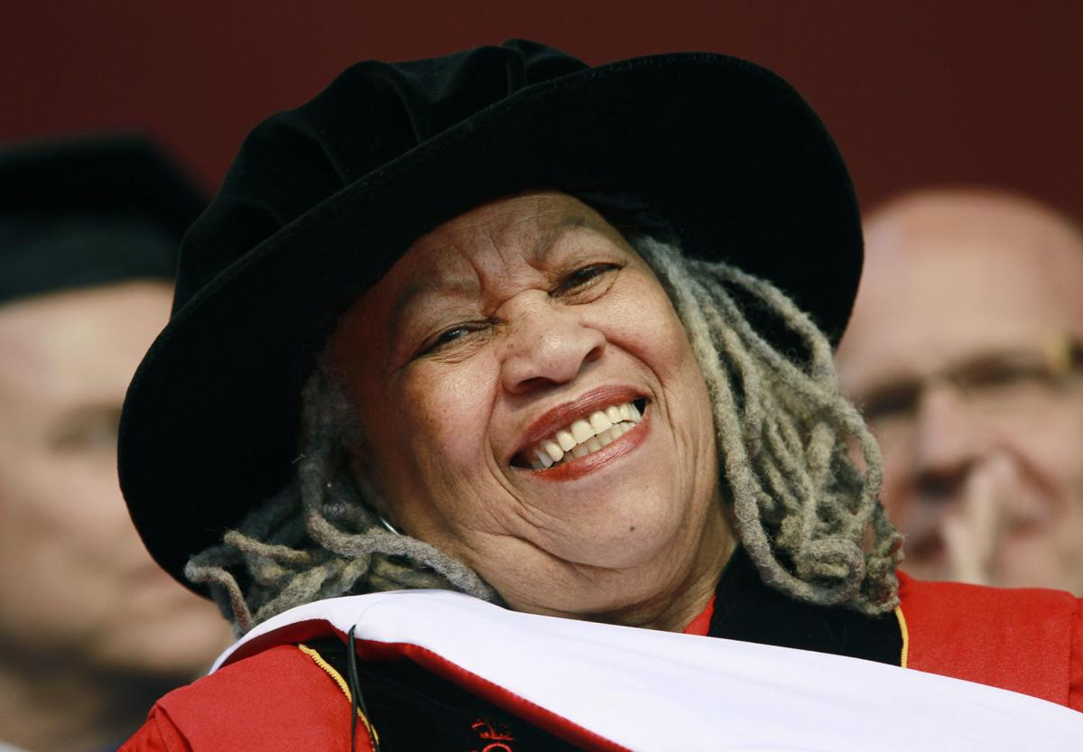 Books Toni Morrison Tribute