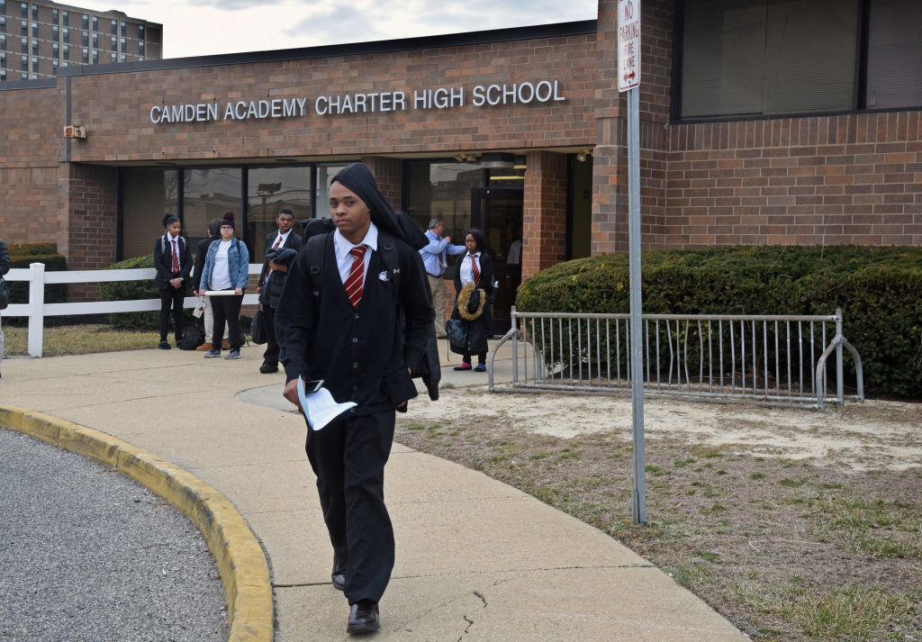 Camden Academy Charter High School