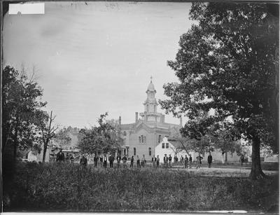 Seminary in Civil War era