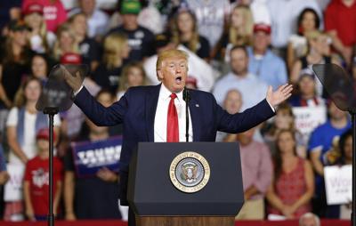 Donald Trump's cheap shots reveal a weak man