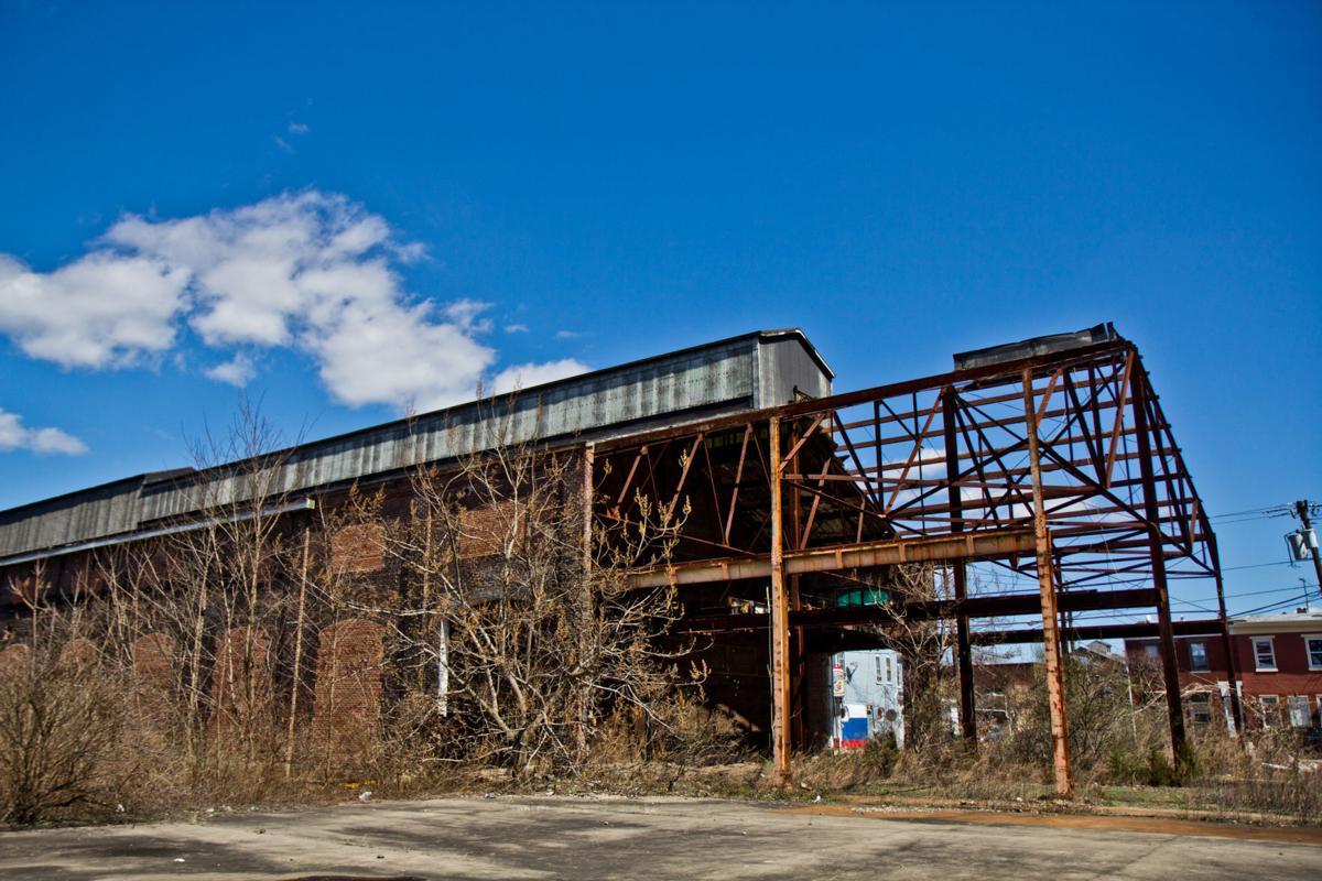Old Roebling factory
