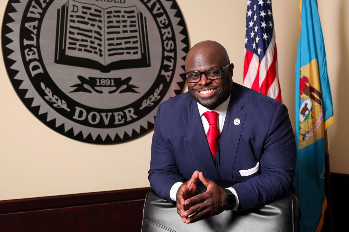 Biden appoints Delaware State University president to lead HBCU board