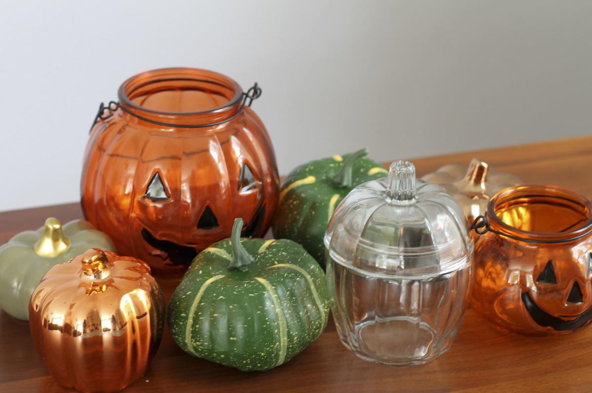 Without a magic wand, transforming pumpkins isn't easy