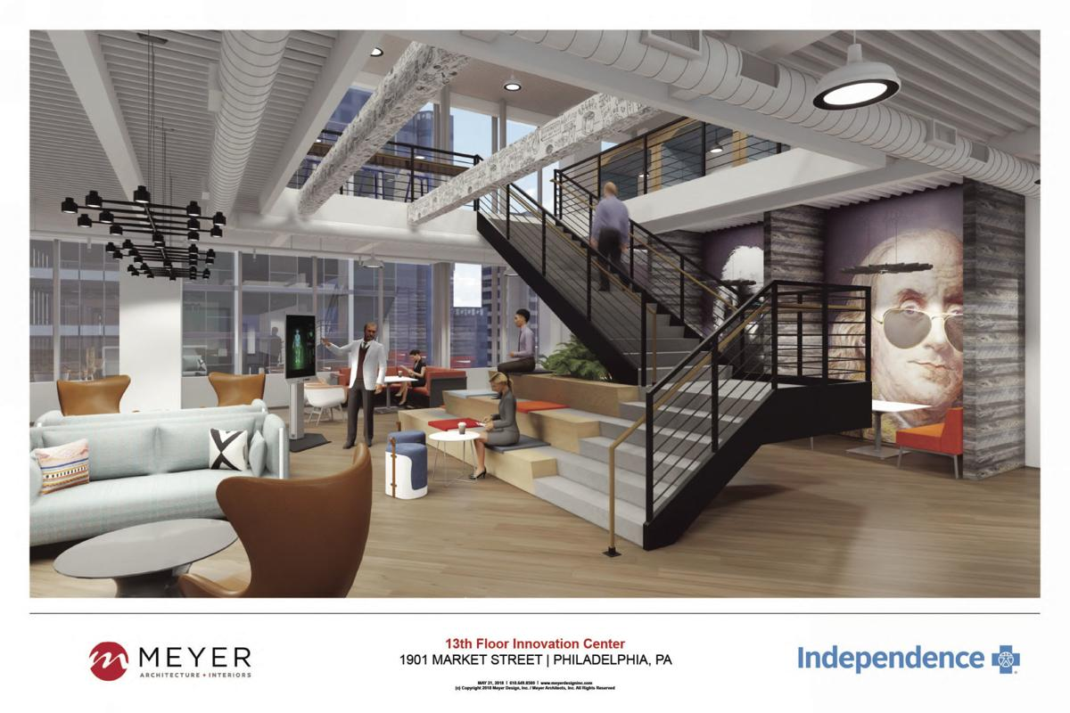 Independence Blue Cross to relocate center for innovation