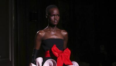 Paris Fashion Haute Couture S/S 2020 Valentino