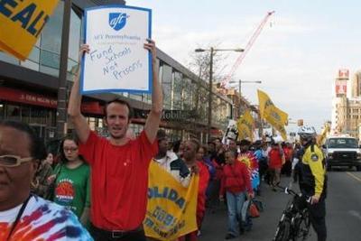 School union denounces pension reforms