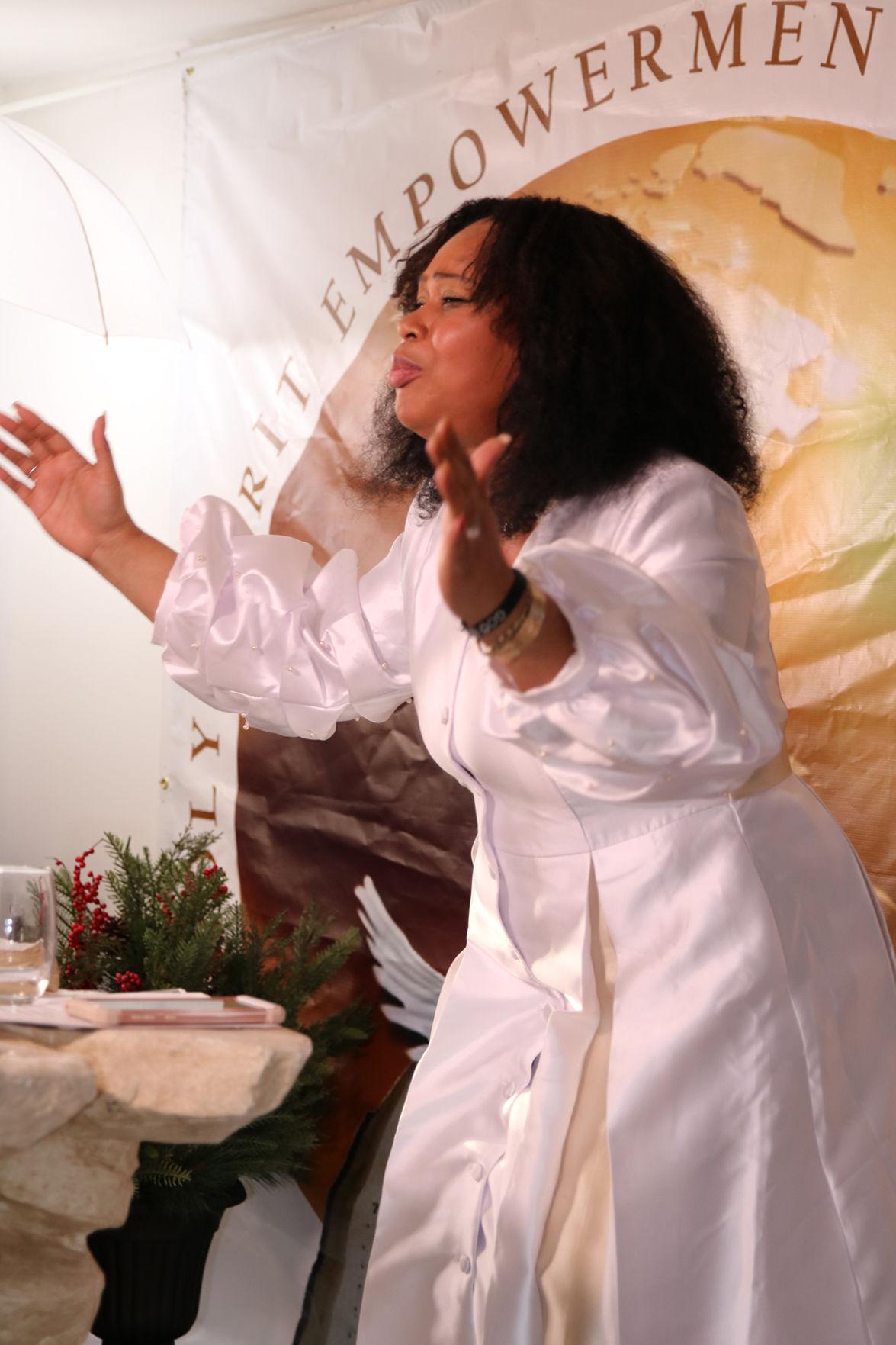 The Rev. Donia Walsh