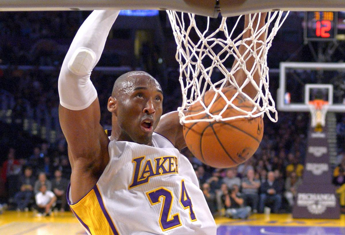 Obit-Bryant Basketball