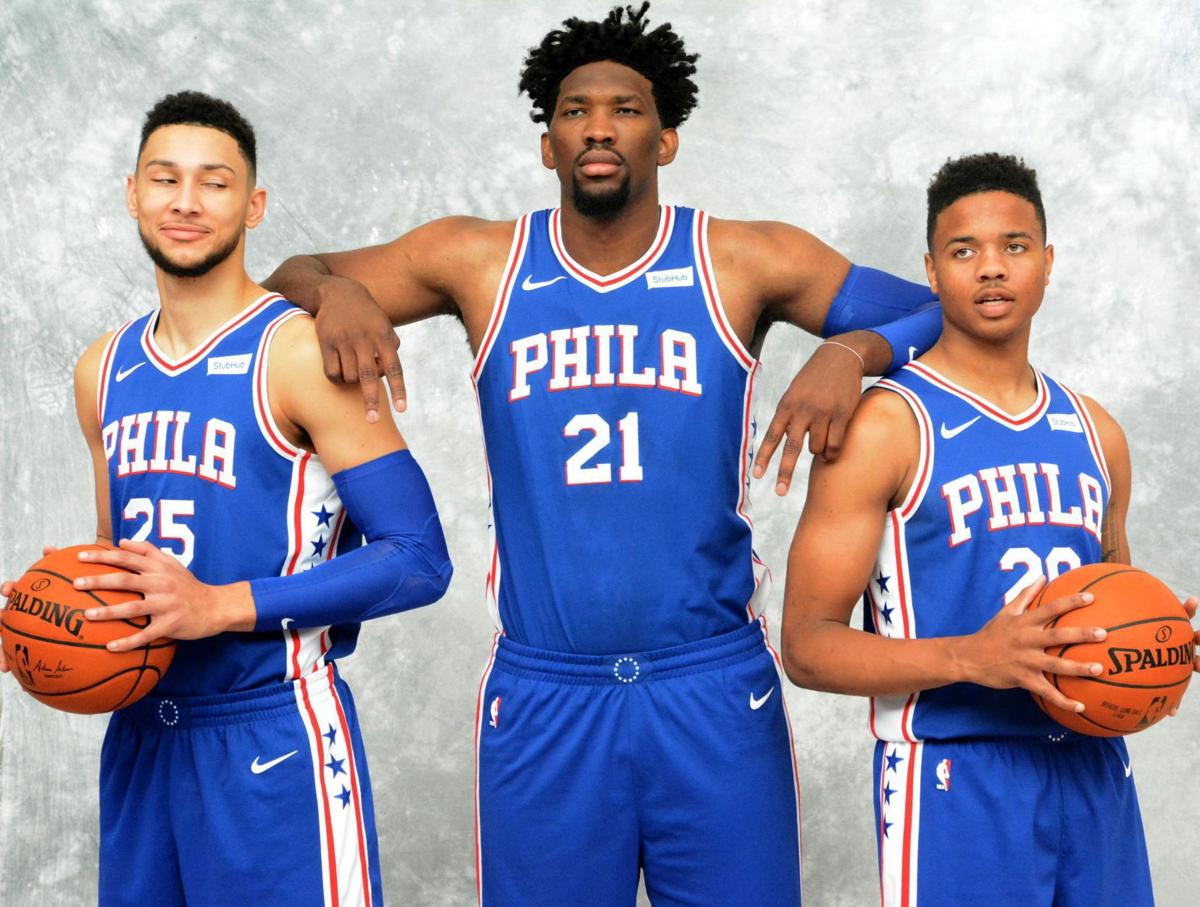 76ers: Playoffs The Target For Up-and-coming 76ers