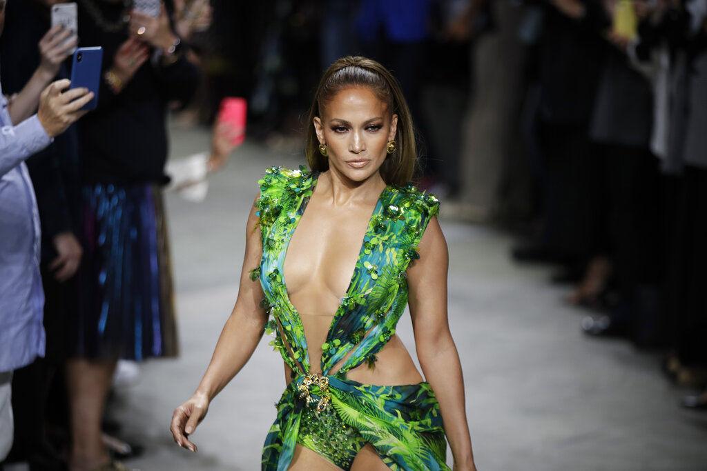 Italy Fashion S/S 2020 Versace